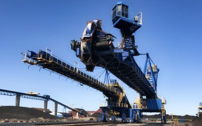 ALEKON CRANES STARTED THE EQUIPMENT INSTALLATION OF THE COAL TERMINAL IN THE PORT OF TAHKOLUOTO (FINLAND).